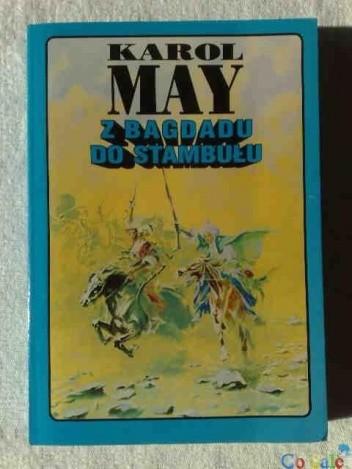 Okładka książki Z Bagdadu do Stambułu
