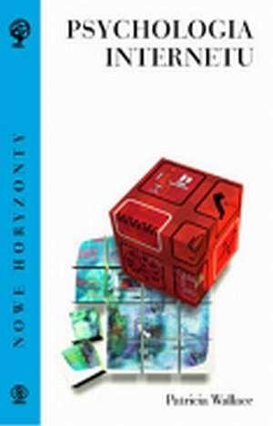Okładka książki Psychologia Internetu