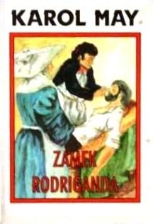 Okładka książki Zamek Rodriganda