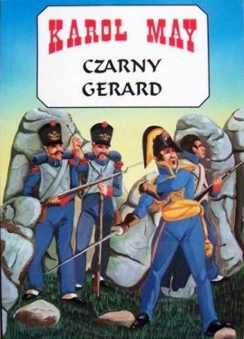 Okładka książki Czarny Gerard