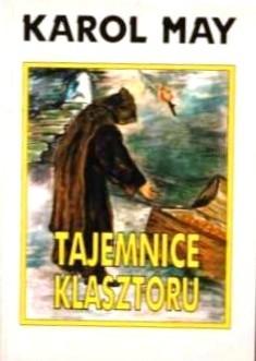 Okładka książki Tajemnice klasztoru