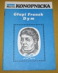 Okładka książki Głupi Franek