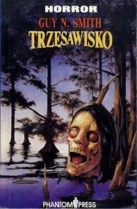 Okładka książki Trzęsawisko