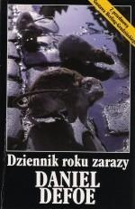 Okładka książki Dziennik roku zarazy