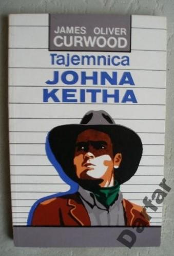 Okładka książki Tajemnica Johna Keitha