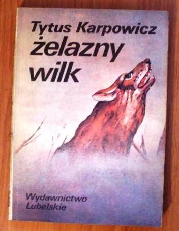 Okładka książki Żelazny wilk