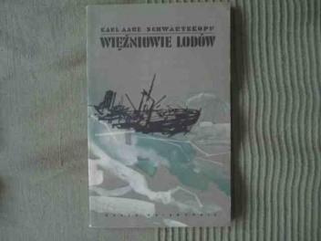Okładka książki Więźniowie lodów