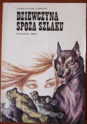 Okładka książki Dziewczyna spoza szlaku