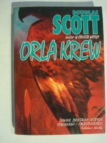 Okładka książki Orla krew