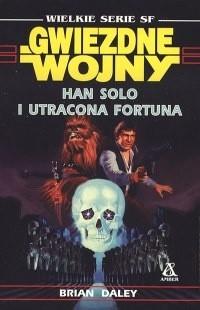 Okładka książki Han Solo i utracona fortuna