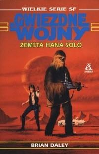 Okładka książki Zemsta Hana Solo