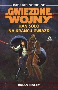 Okładka książki Han Solo na krańcu gwiazd