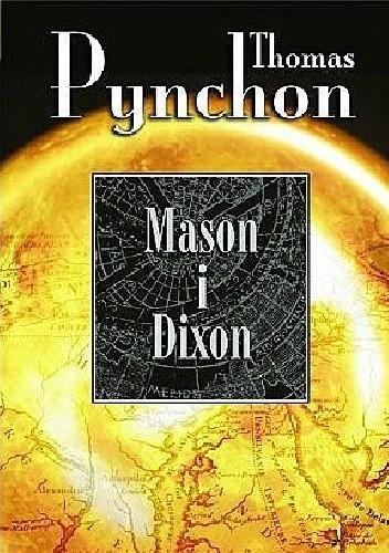 Okładka książki Mason i Dixon