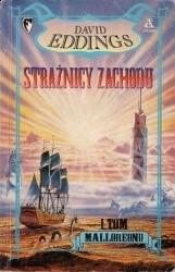 Okładka książki Strażnicy Zachodu
