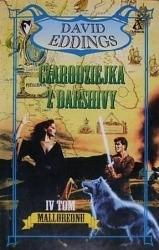 Okładka książki Czarodziejka z Darshivy