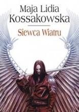 Okładka książki Siewca Wiatru