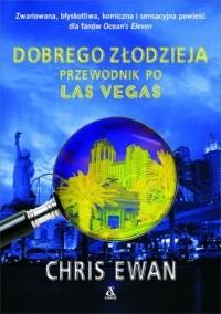 Okładka książki Dobrego złodzieja przewodnik po Las Vegas