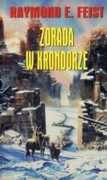 Okładka książki Zdrada w Krondorze