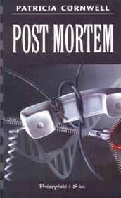 Okładka książki Post mortem