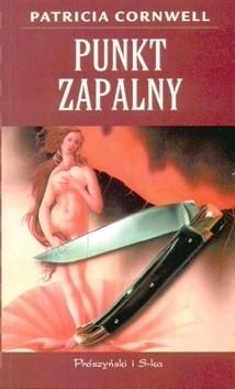 Okładka książki Punkt zapalny