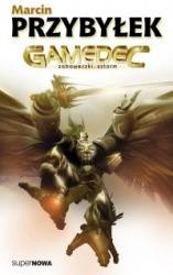 Okładka książki Gamedec. Zabaweczki cz. II: Sztorm
