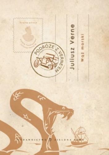 Okładka książki Wąż morski