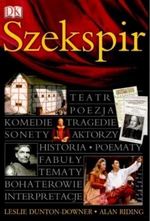 Okładka książki Szekspir