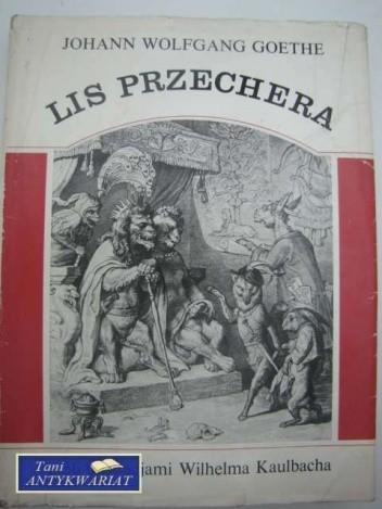Okładka książki Lis Przechera