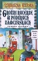 Okładka książki Groźni rycerze w ponurych zamczyskach