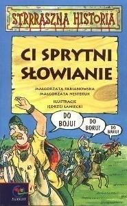 Okładka książki Ci sprytni Słowianie