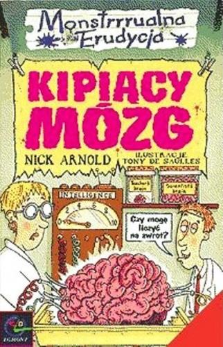 Okładka książki Kipiący mózg