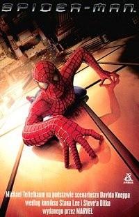 Okładka książki Spider-man