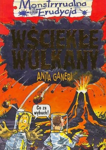 Okładka książki Wściekłe wulkany