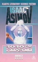 Okładka książki Roboty i Imperium