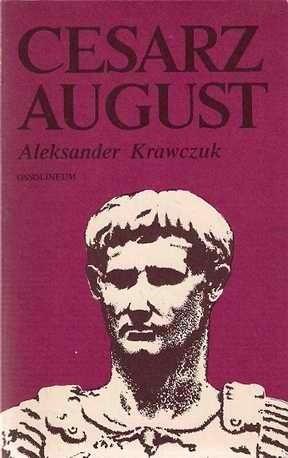 Okładka książki Cesarz August