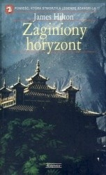 Okładka książki Zaginiony horyzont