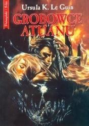 Okładka książki Grobowce Atuanu