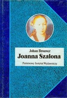 Okładka książki Joanna Szalona