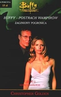 Okładka książki Buffy postrach wampirów. Król umarłych
