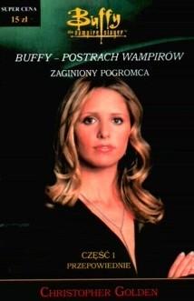 Okładka książki Buffy postrach wampirów. Przepowiednie