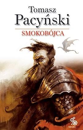 Okładka książki Smokobójca
