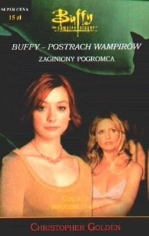 Okładka książki Buffy postrach wampirów. Mroczne czasy