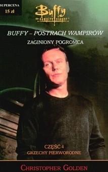 Okładka książki Buffy postrach wampirów. Grzechy pierworodne