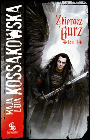 Okładka książki Zbieracz Burz, Tom 2