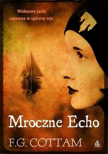 Okładka książki Mroczne echo