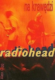 Okładka książki Radiohead. Na krawędzi