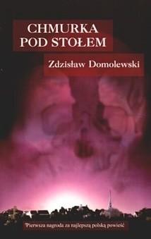 Okładka książki Chmurka pod stołem