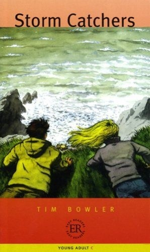 Okładka książki Storm Catchers