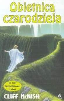 Okładka książki Obietnica czarodzieja