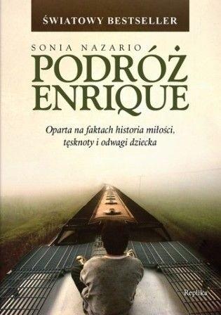 Okładka książki Podróż Enrique